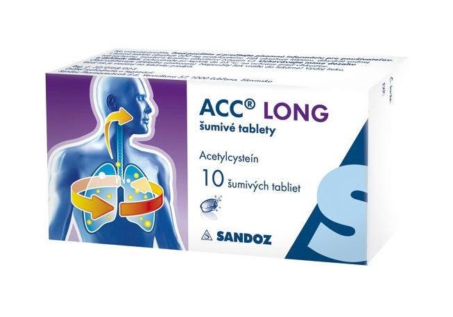 ACC Long šumivé tablety: cena, dávkovanie a skúsenosti