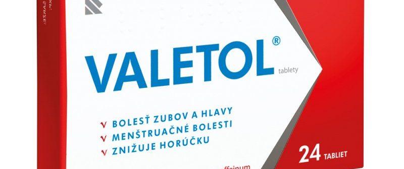 Valetol: cena, skúsenosti, dávkovanie, zloženie a účinky
