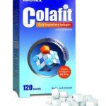 Colafit kocky: cena, zloženie, skúsenosti a dávkovanie