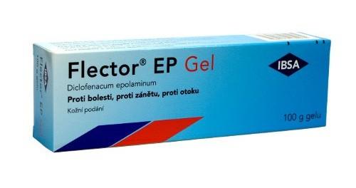 Flector EP Gél: použitie, skúsenosti, cena a dávkovanie