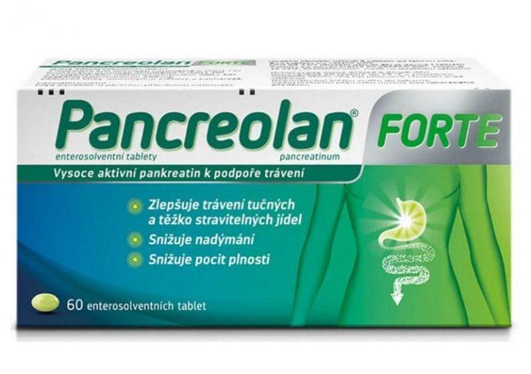 Pancreolan FORTE: cena, skúsenosti, dávkovanie a účinky