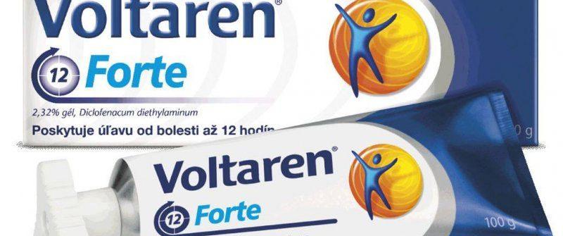 Voltaren Forte: cena, kde kúpiť, použitie a skúsenosti