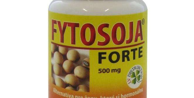 Fytosoja Forte: účinky, dávkovanie, zloženie, cena a popis