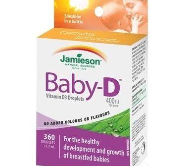 Jamieson Baby-D: zloženie, dávkovanie, skúsenosti a cena