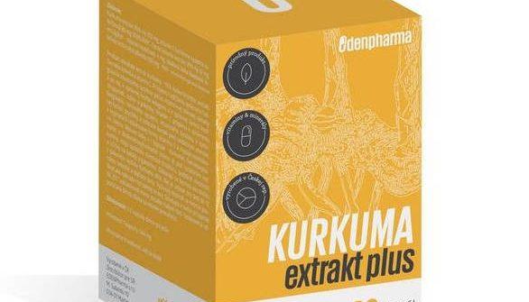 KURKUMA extrakt plus: cena, užívanie, účinky a dávkovanie