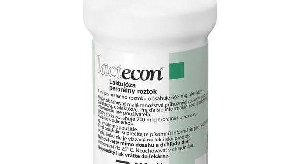 Lactecon: dávkovanie, skúsenosti, cena, účinky a užívanie