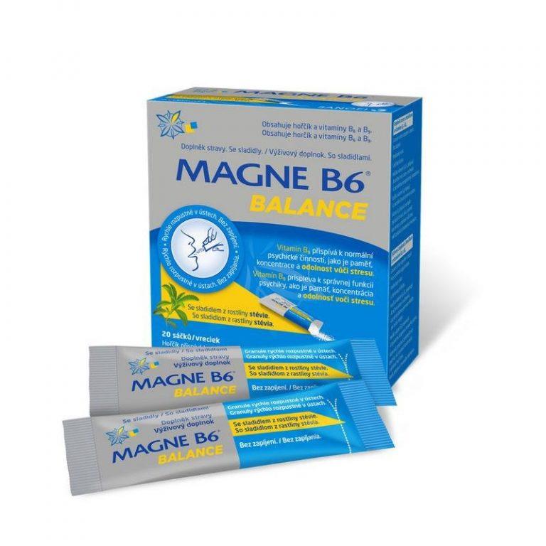 MAGNE B6 Balance: zloženie, cena, skúsenosti a účinky