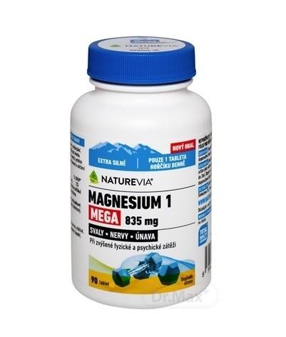 Magnesium 1 Mega: cena, dávkovanie, kde kúpiť a účinky