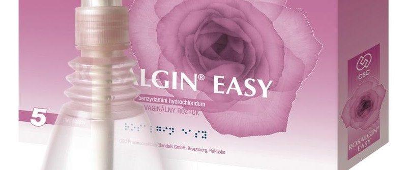 Rosalgin Easy pouzitie, cena, skusenosti a davkovanie