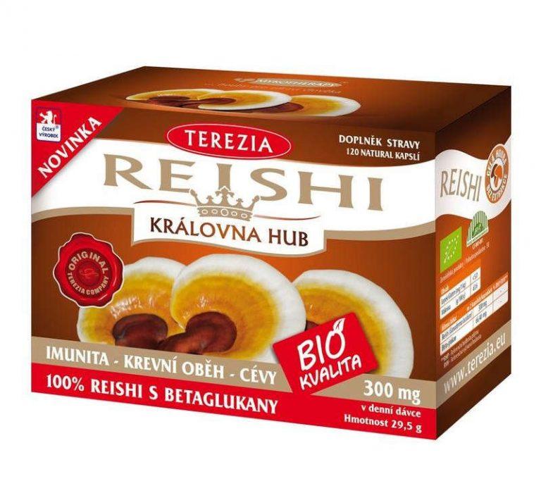 Terezia Reishi Bio: účinky, predaj, cena a skúsenosti