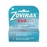 Zovirax Duo: cena, skúsenosti, na čo má účinky a použitie