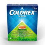 Coldrex: tablety, dávkovanie, cena, zloženie a užívanie