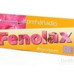 Fenolax: skúsenosti, cena, účinky, užívanie a dávkovanie