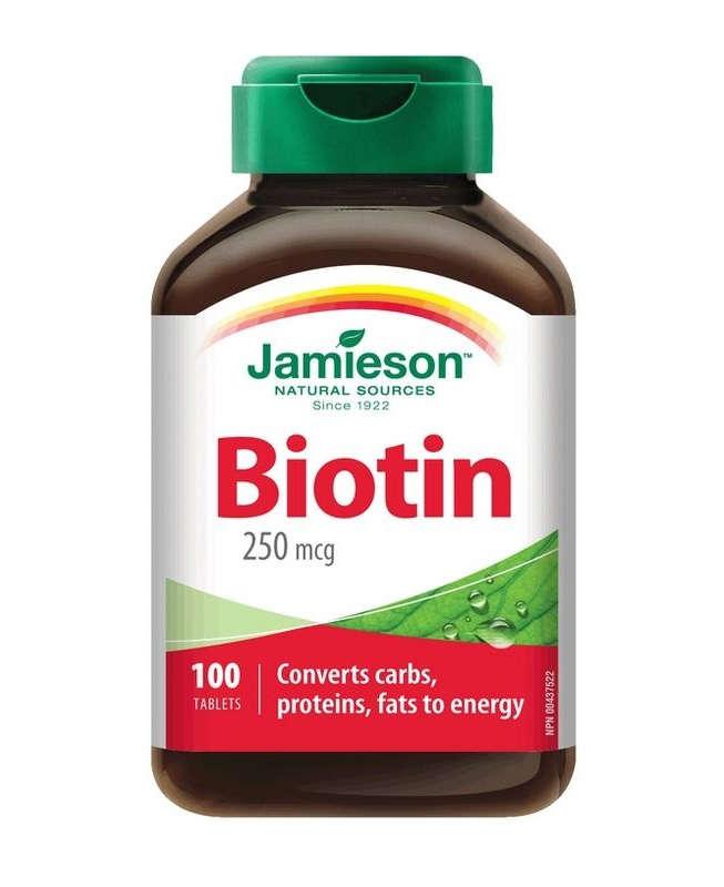 Jamieson Biotin: zloženie, cena, dávkovanie a účinky