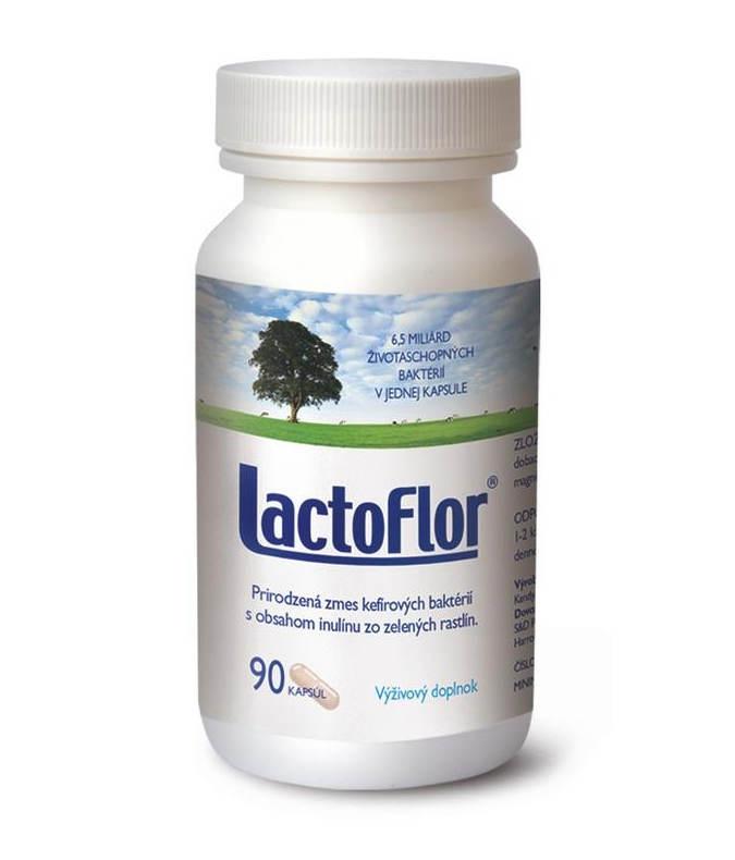 LactoFlor BioPlus: kapsuly, cena, zloženie a dávkovanie