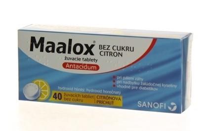 Maalox: cena, zloženie, užívanie, skúsenosti a účinky