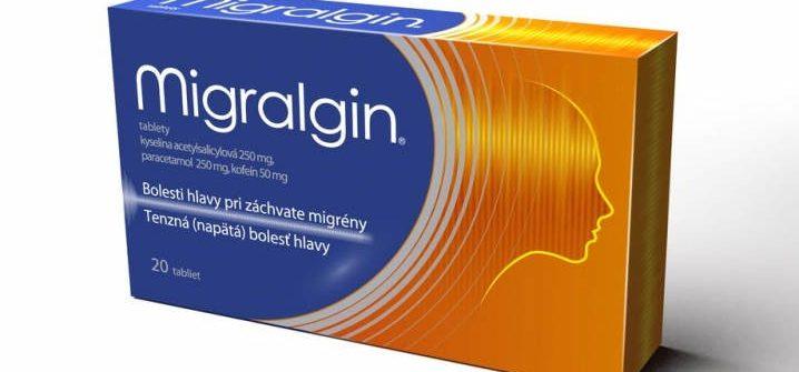 Migralgin: dávkovanie, skúsenosti, užívanie a použitie