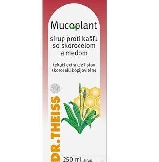 Mucoplant Sirup proti kašľu: cena, užívanie a skúsenosti