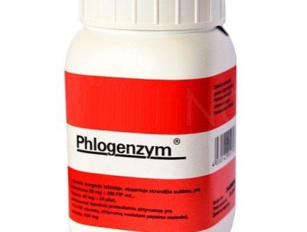 Phlogenzym: zloženie, skúsenosti, účinky a dávkovanie