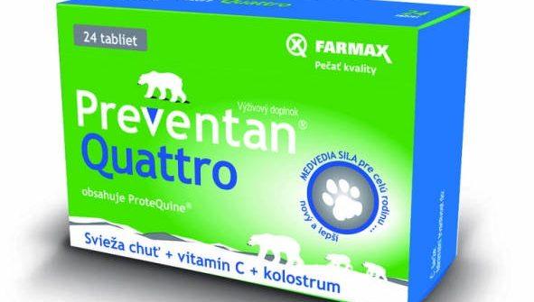 Preventan Quattro: skúsenosti, dávkovanie, účinky a cena