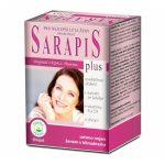 SARAPIS plus: zloženie, účinky, dávkovanie a skúsenosti