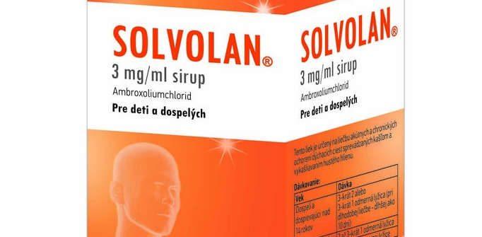 Solvolan sirup: cena, skúsenosti, dávkovanie a užívanie