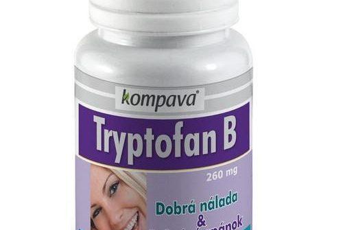 Tryptofan B: skúsenosti, nežiaduce účinky a dávkovanie
