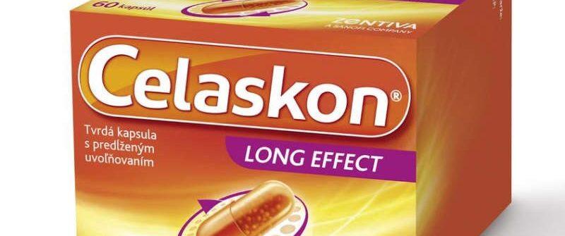 Celaskon LONG EFFECT: zloženie, cena, dávkovanie a účinky