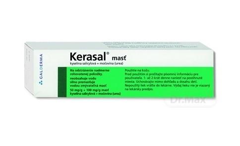 Kerasal: cena, zloženie, skúsenosti, výsledky a účinky