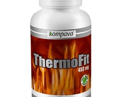 Kompava ThermoFit: tabletky, skúsenosti, cena a užívanie