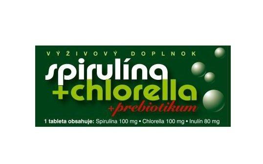 Naturvita Spirulina + chlorella + inulín: cena a účinky