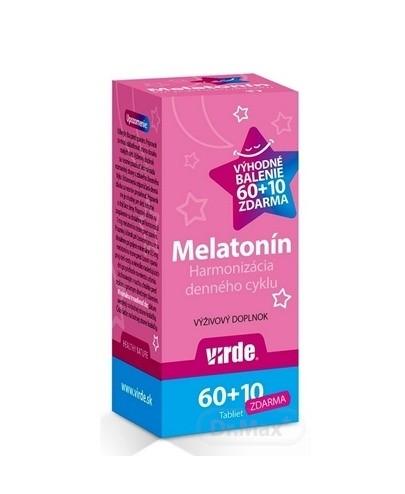 Virde Melatonín: cena, skúsenosti, kde kúpiť a dávkovanie