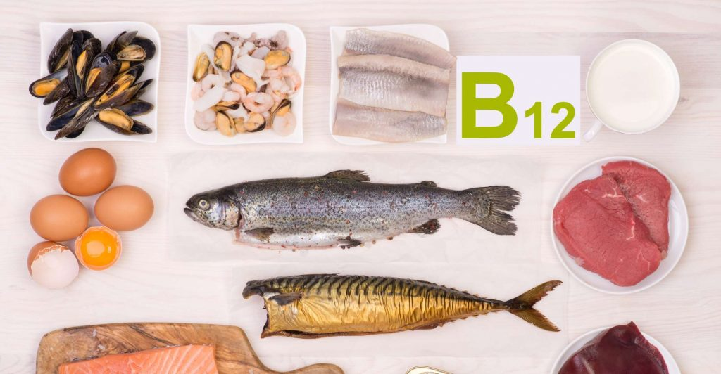 Vitamín B12: Účinky, v ktorých potravinách je, nedostatok a možné predávkovanie