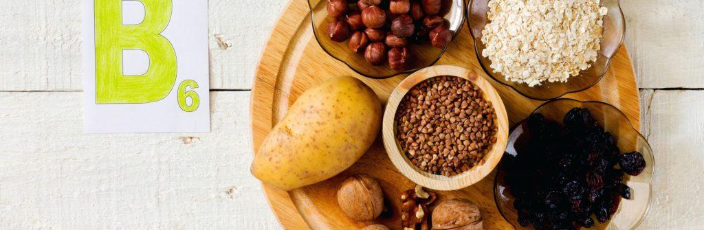 Vitamín B6: Účinky na čo je dobrý, kde v potravinách je a dávkovanie v tehotenstve