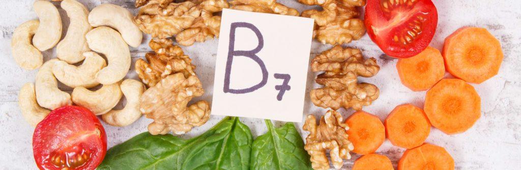 Vitamín B7: Zdroje v potravinách, výhody a účinky v tele a príznaky jeho nedostatku