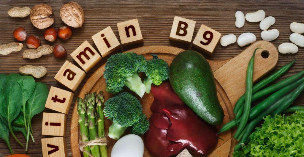Vitamín B9: Význam a účinky, ktoré potraviny ho obsahujú a maximálna denná dávka