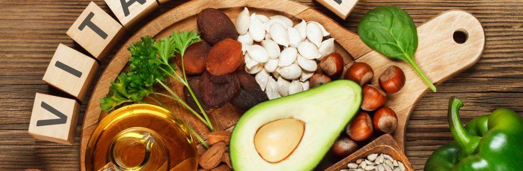 Vitamín E: Na čo je dobrý, ktoré zdroje a potraviny ho obsahujú a čo predávkovanie