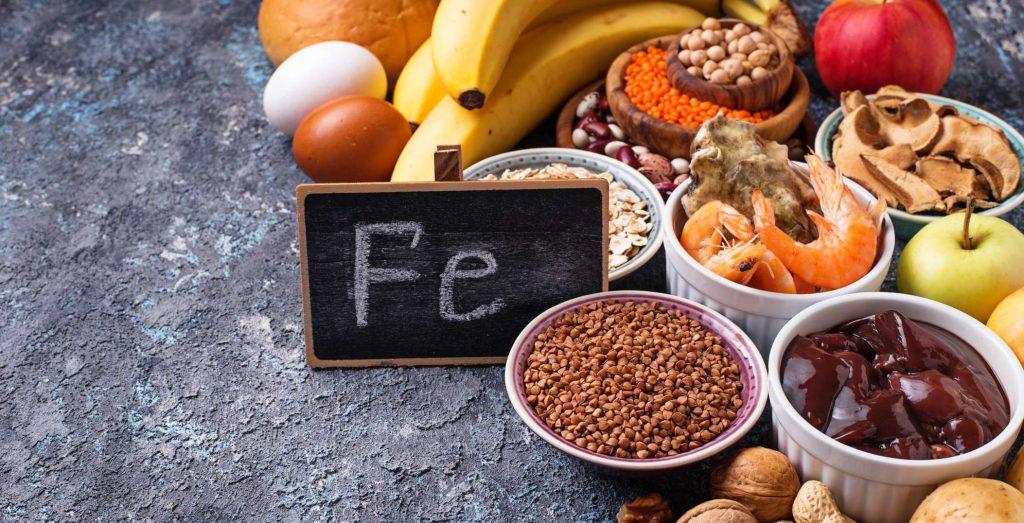 Železo: Účinky v tele, najlepšie zdroje v potrave a v strave a čo spôsobí jeho nedostatok