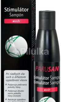 Parusan šampón pre mužov: cena, skúsenosti a zloženie