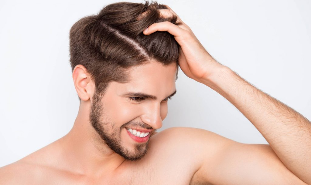 Parusan tonikum pre mužov: Na podporu rastu vlasov a proti ich vypadávaniu