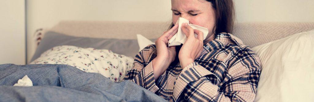 Máte opuch nosovej sliznice? Čo ho spôsobuje, čo je naň dobré a čo na jeho zmiernenie
