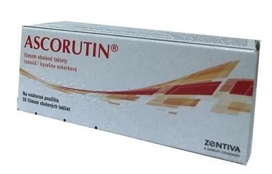 Ascorutin: dávkovanie, skúsenosti, účinky a použitie