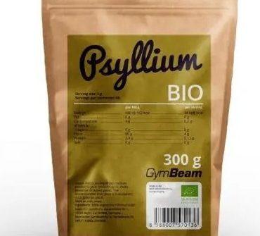 Bio Psyllium GymBeam: prášok, účinky, kde kúpiť a cena
