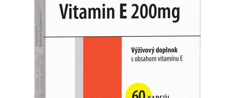 Generica Vitamin E 200 I.U.: skúsenosti, cena a účinky