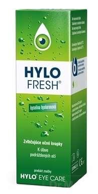 Hylo Fresh skusenosti, cena, pouzitie a vedlajsie ucinky