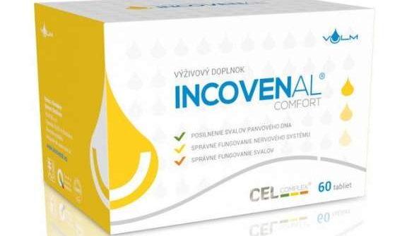 Incovenal Comfort: dávkovanie, skúsenosti, cena a akcia