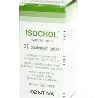 Isochol: skúsenosti, dávkovaniem užívanie a kde kúpiť