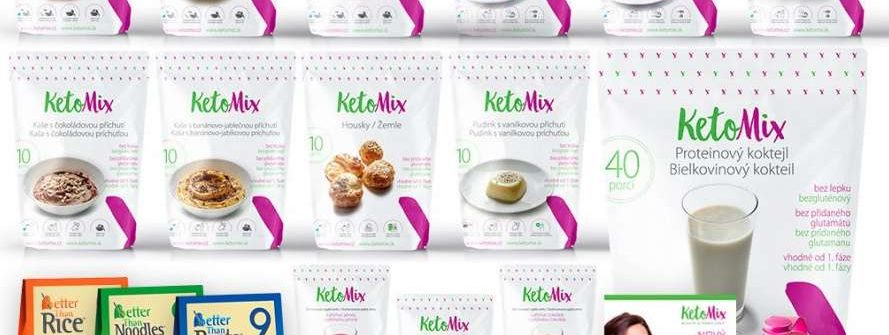 KetoMix: skúsenosti, produkty, cena, zľava a názory