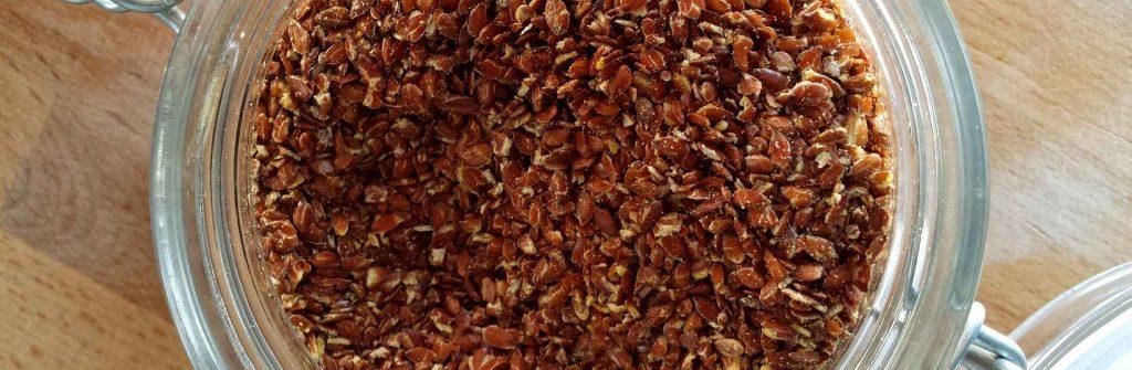 Ľanový olej: Použitie a účinky, dávkovanie, zloženie, skladovanie a nežiaduce účinky