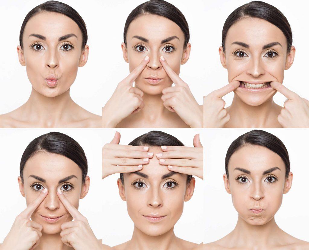 Ako schudnúť z tváre? Tu sú cviky a masáž na rýchle chudnutie a tipy na krajšiu tvár